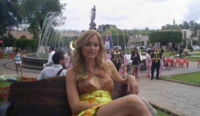 Czy to Maria Putin? / zdjęcie z profilu użytkownika Ser 3-M