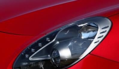 Alfa Romeo Giulietta 1750 TBI/235 KM w wersji Quadrifoglio Verde, czyli Monica Bellucci na torze
