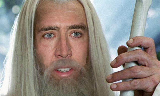 Nicolas Cage w 10 świetnych rolach, których nigdy nie zagrał [ZDJĘCIA]