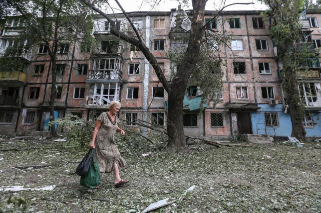 Życie codzienne na Ukrainie