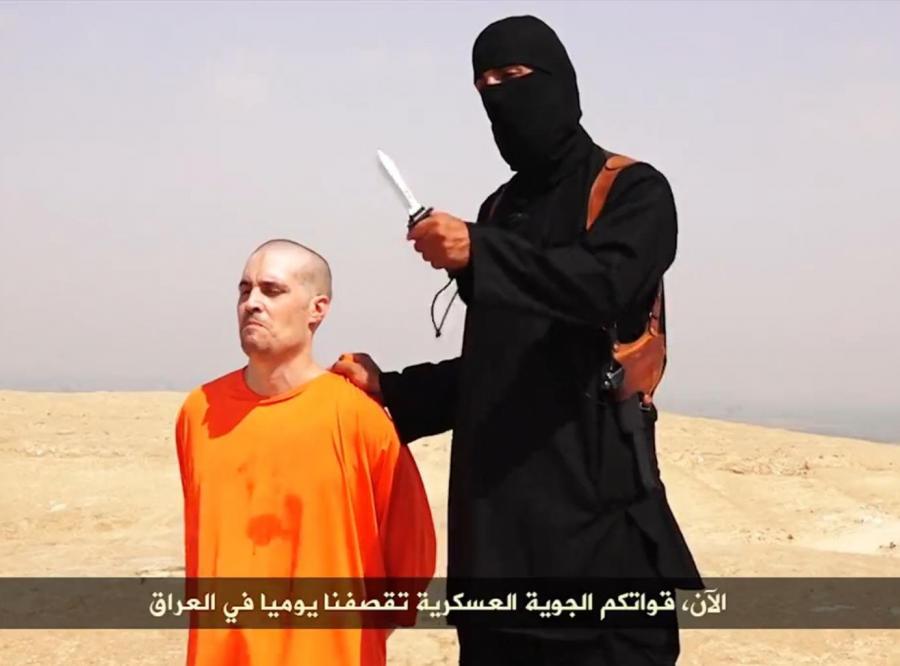 Amerykański dziennikarz James Foley brutalnie zamordowany w Syrii. Mordercą był Jihadi John