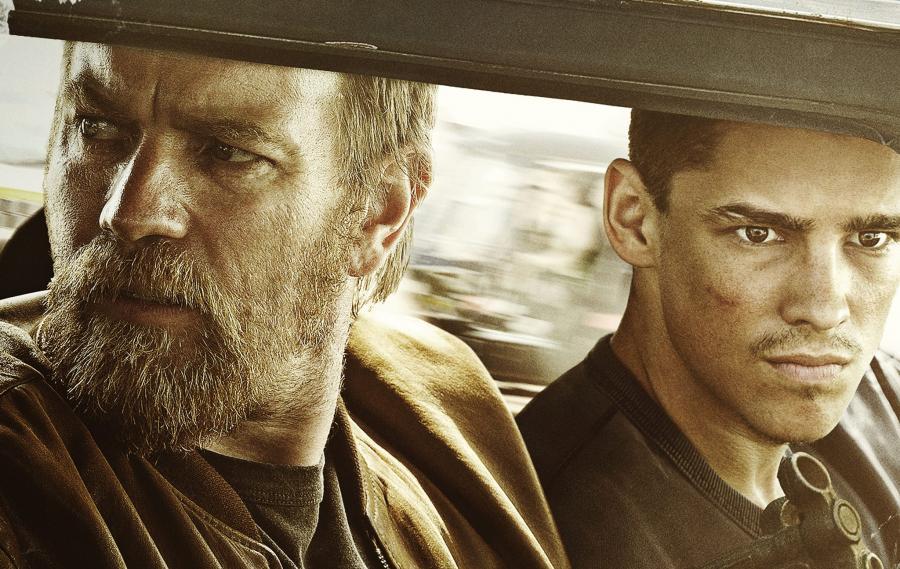 Ewan McGregor i Brenton Thwaites w filmie \