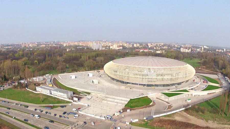 Kraków Arena CC BY-SA 3.0 Piotr Tomaszewski