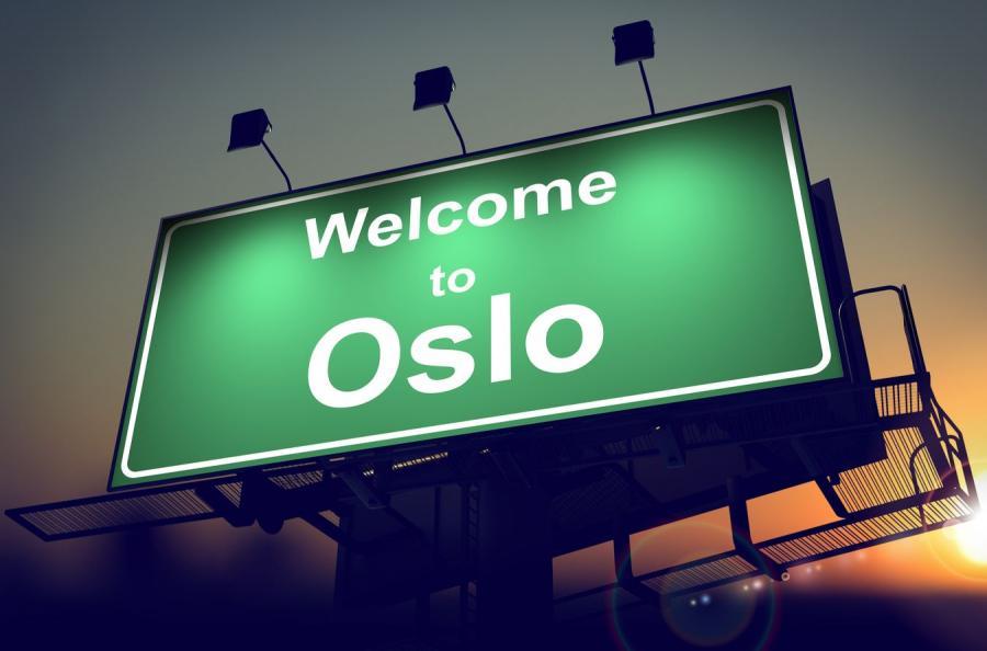 Oslo - stolica Norwegii
