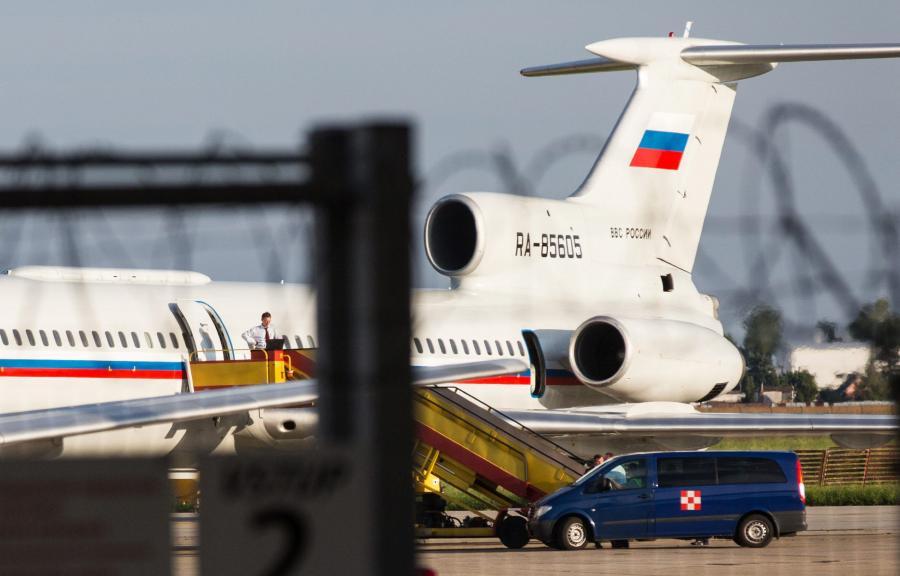 Samolot Siergieja Szojgu