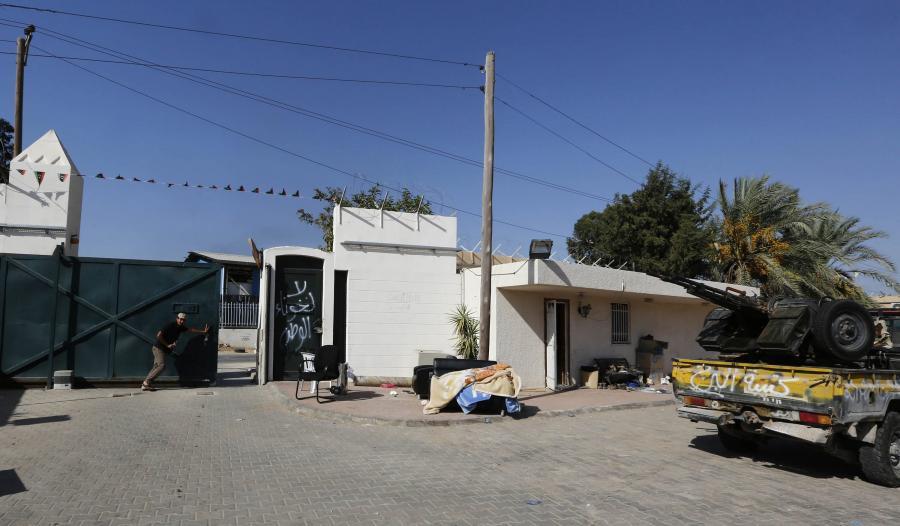 Amerykańska ambasada w Trypolisie