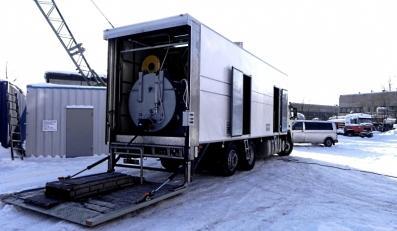 Rosyjskie mobilne krematoria zaobserwowane na Ukrainie