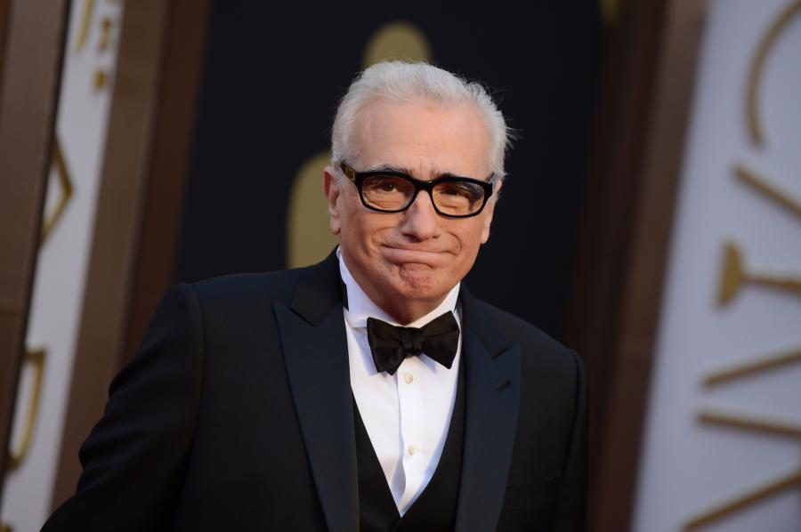 Martin Scorsese pracje nad \