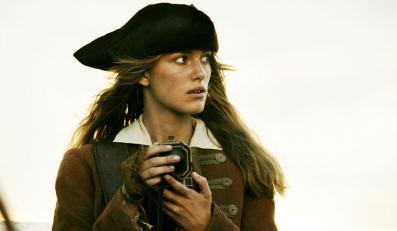 """Keira Knightley w filmie """"Piraci z Karaibów"""""""