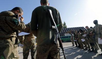 """Ukraińscy ochotnicy z batalionu """"Szachtar"""""""