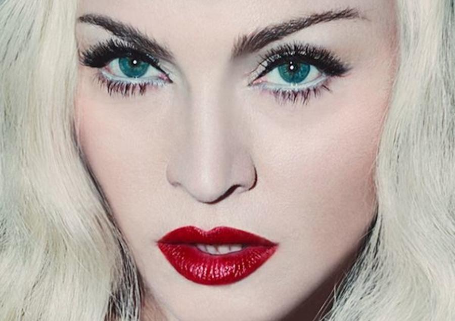 Płyta Madonny w 2015 roku