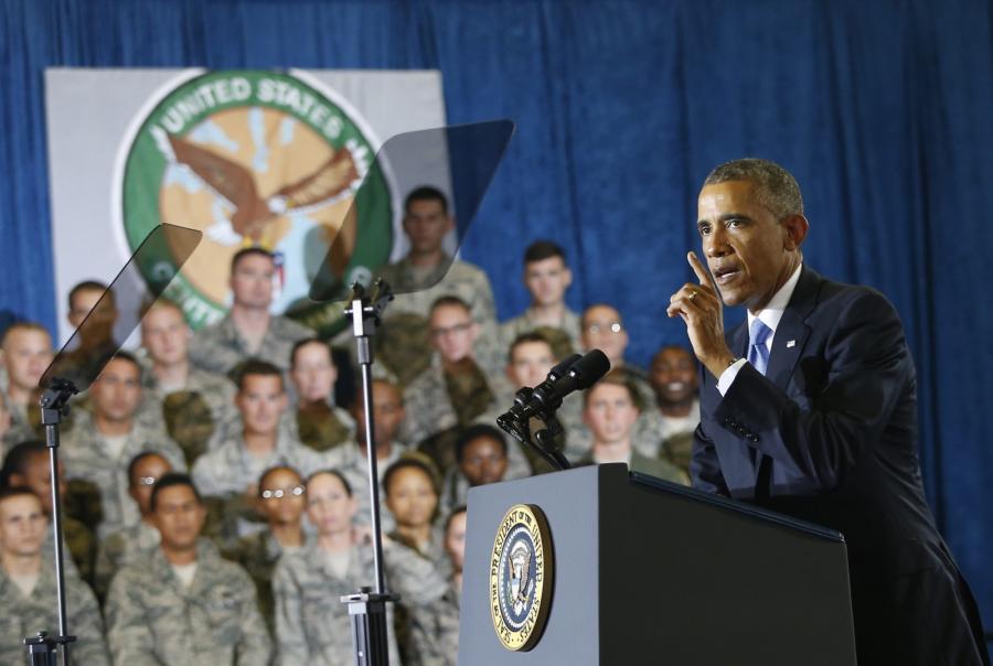 Barack Obama w Tampie