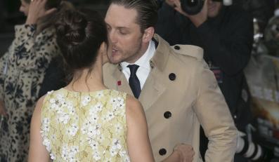 Tom Hardy i Charlotte Riley są małżeństwem