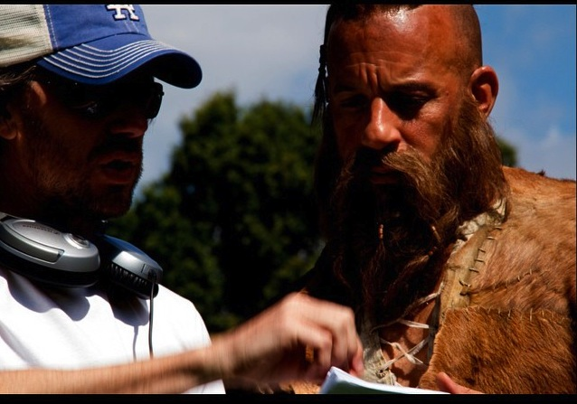 Vin Diesel jako łowca czarownic