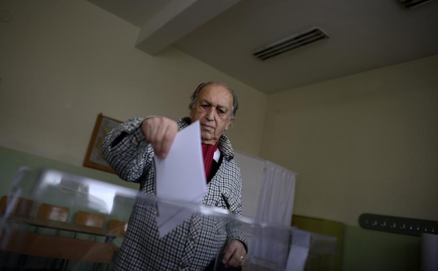 Wybory w Bułgarii