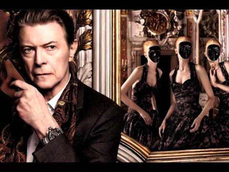 David Bowie doczekał się konstelacji swego imienia