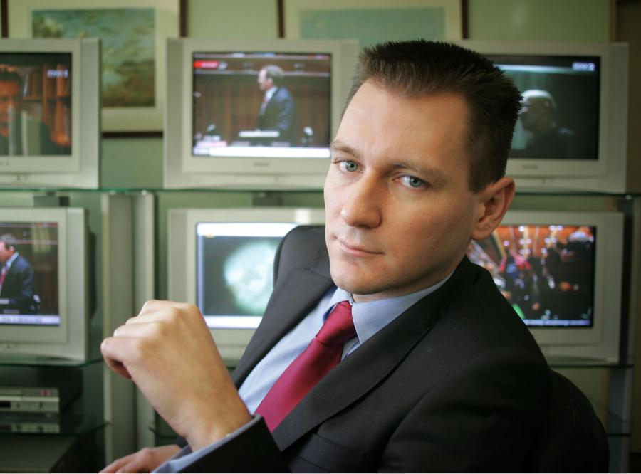Znów nie udało się odwołać Farfała z TVP