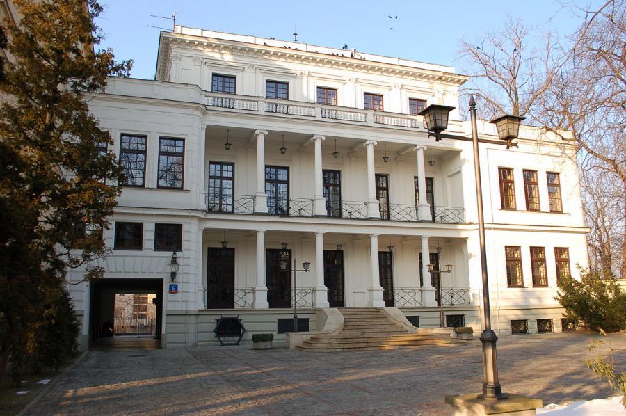Pałac Przeździeckich 1329CC BY-SA 3.0 Wistula
