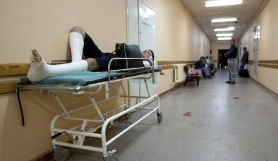 Ostra awantura o szpitale. Czy upadną?