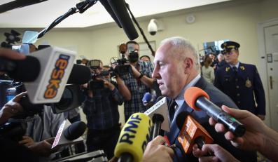 Szef ABW płk Dariusz Łuczak