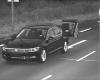 Skradziony volkswagen passat B8 i złodziej