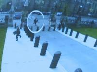 Zamach w Kanadzie. Pokazali atak terrorysty na ZDJĘCIACH z monitoringu