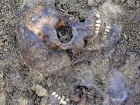 W okolicach Przemyśla odkryto zbiorowe mogiły włoskich i sowieckich jeńców