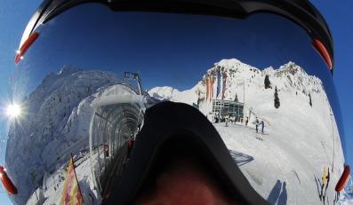 To także mekka snowboardzistów