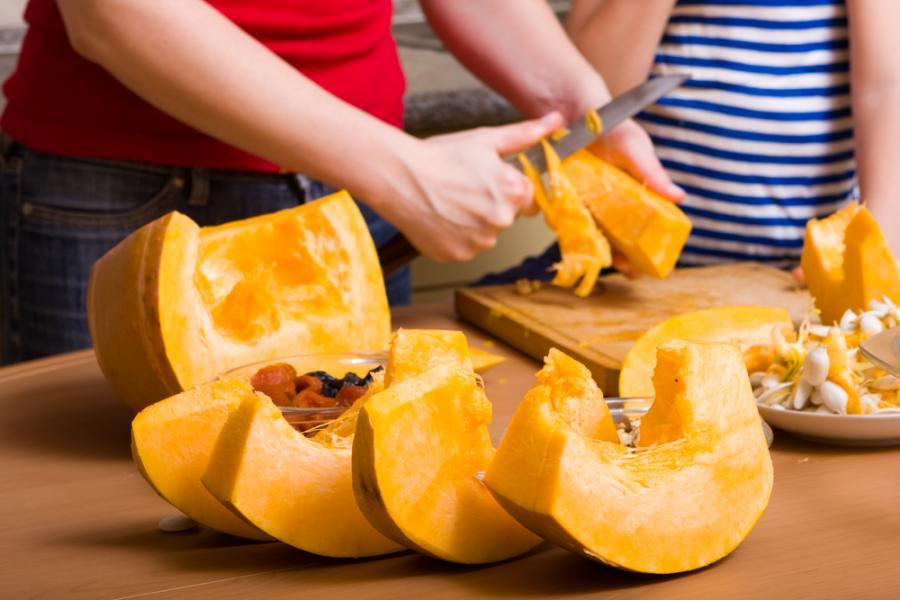 Dynia – zadba o wątrobę i uchroni od otyłości