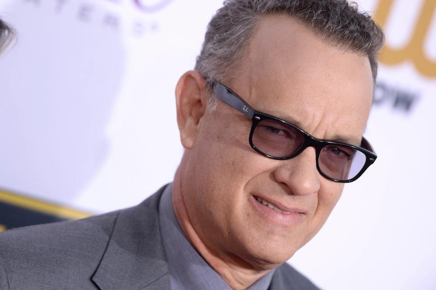 Tom Hanks kolekcjonuje maszyny do pisania
