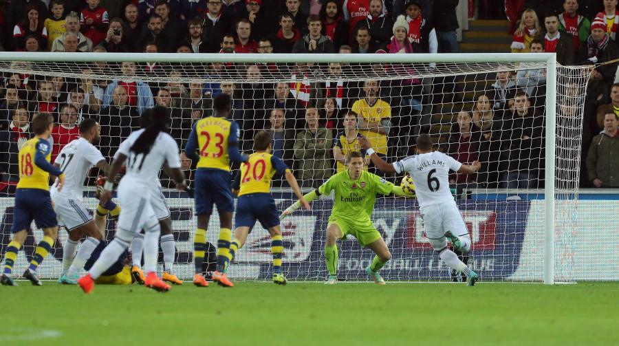 Swansea - Arsenal
