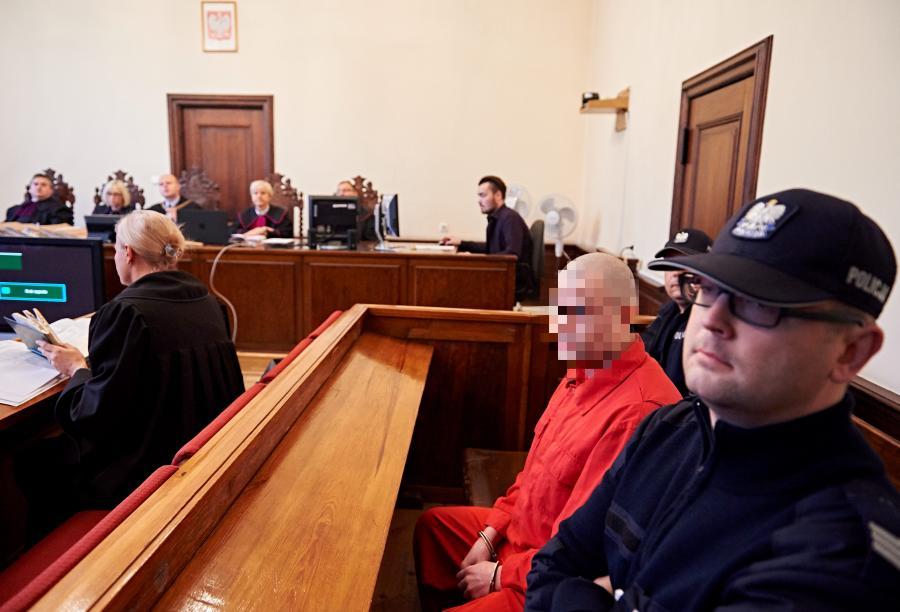 Proces zabójcy z Kwidzyna