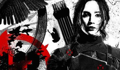 Jennifer Lawrence jako Katniss Everdeen na nowym plakacie