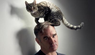 Morrissey sprzedaje w schronisku dla zwierząt