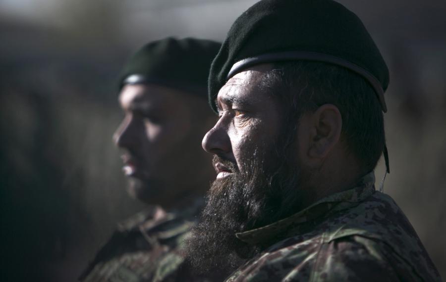 Afgańscy żołnierze