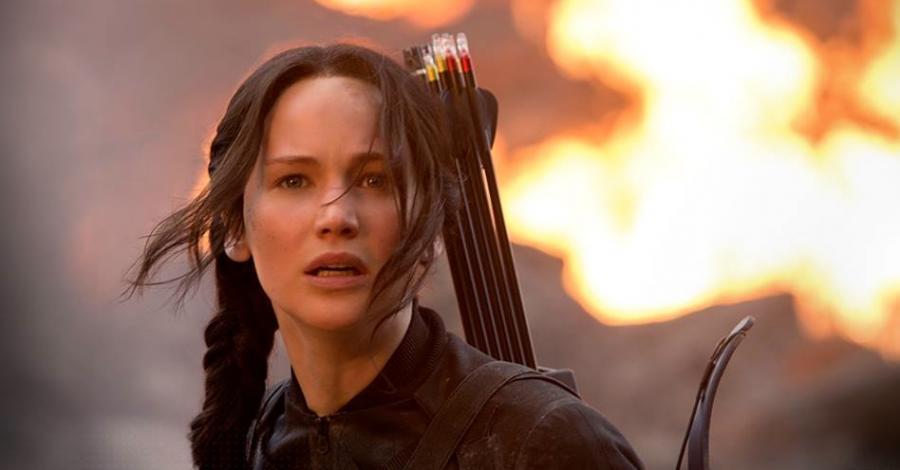 Jennifer Lawrence śpiewa \
