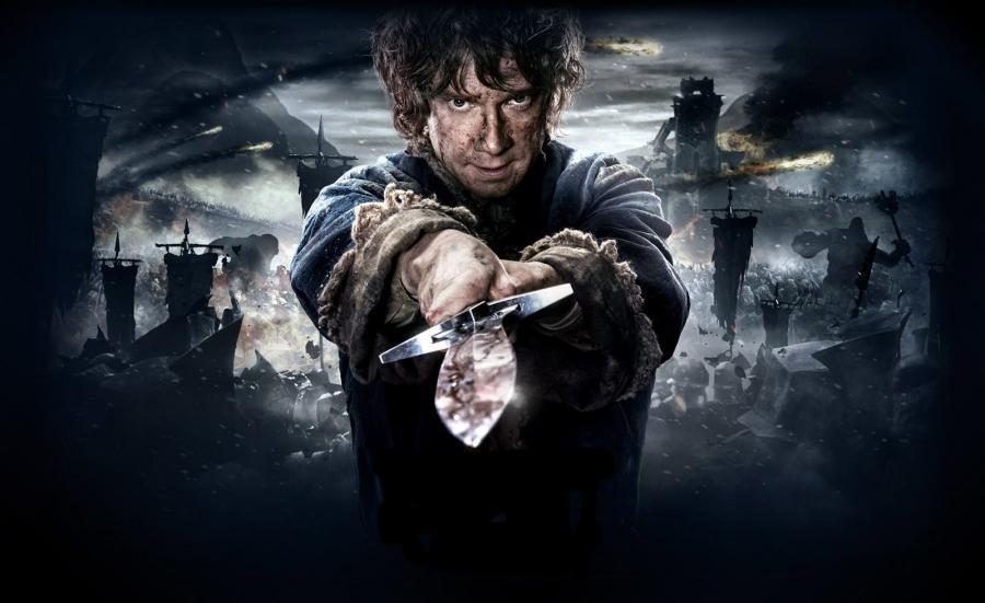 Martin Freeman jako mroczny Bilbo