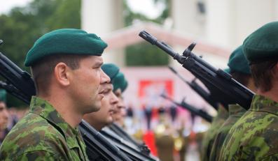 Litewscy żołnierze