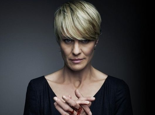 "Robin Wright w ""House of Cards"""