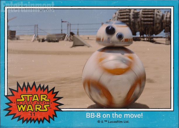 """Nowi bohaterowie """"Gwiezdnych wojen"""": BB-8"""