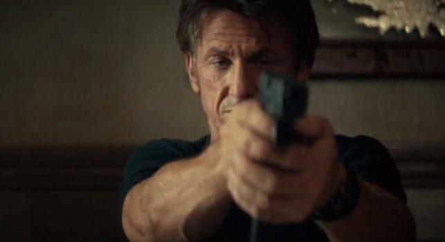 """Sean Penn w filmie """"The Gunman"""""""