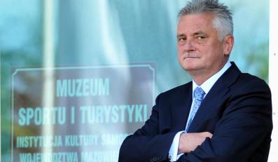 Minister Drzewiecki stchórzył