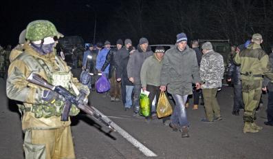 Wymiana jeńców na Ukrainie