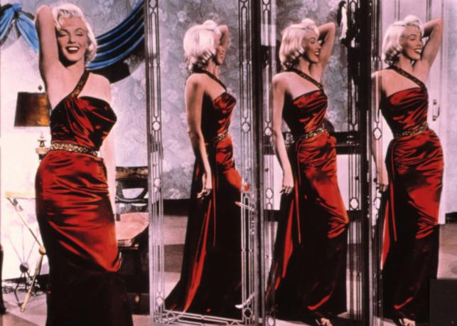 Śpiewać aktorka też może... Marilyn Monroe