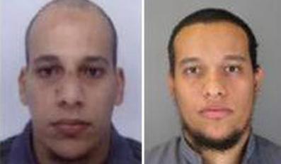 """Sprawcy masakry w tygodniku """"Charlie Hebdo"""""""