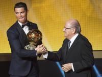 Złota Piłka FIFA dla Cristiano Ronaldo. Portugalczyk najlepszym piłkarzem 2014 roku