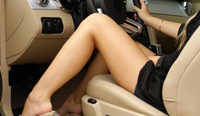 Polski kierowca to seks, komórka i... zając