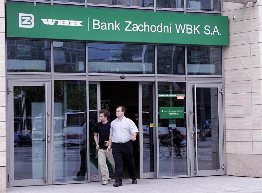 BZ WBK zarobił więcej niż oczekiwano