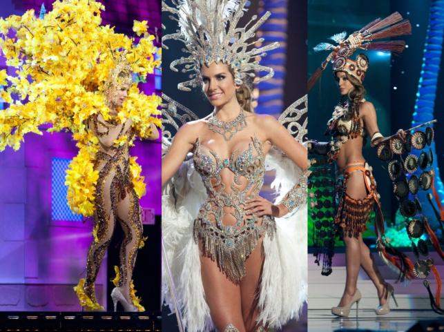 Kandydatki do tytułu Miss Universe 2015