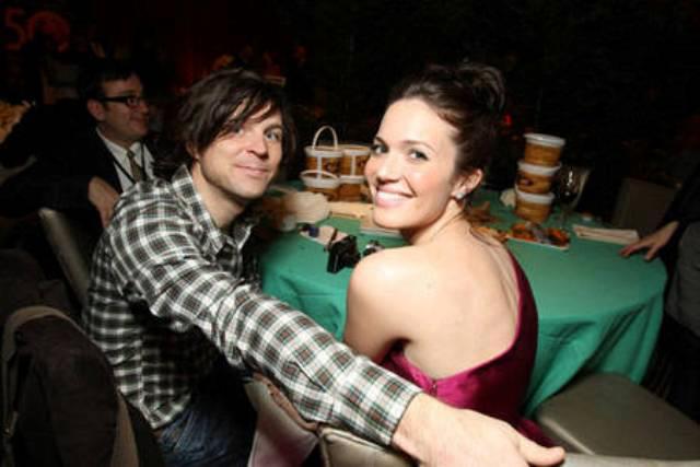Mandy Moore rozwodzi się z Ryanem Adamsem